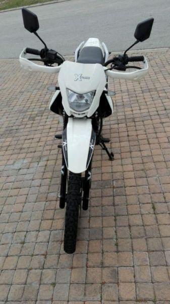 Gomoto Xplode 125cc scrambler