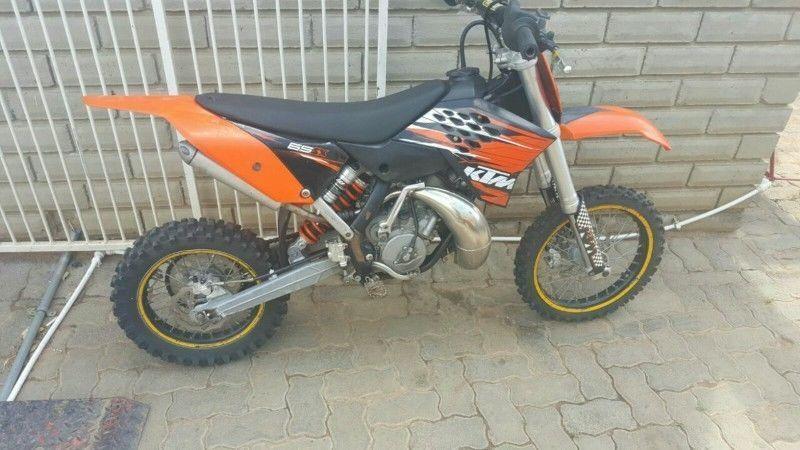 2010 KTM SX