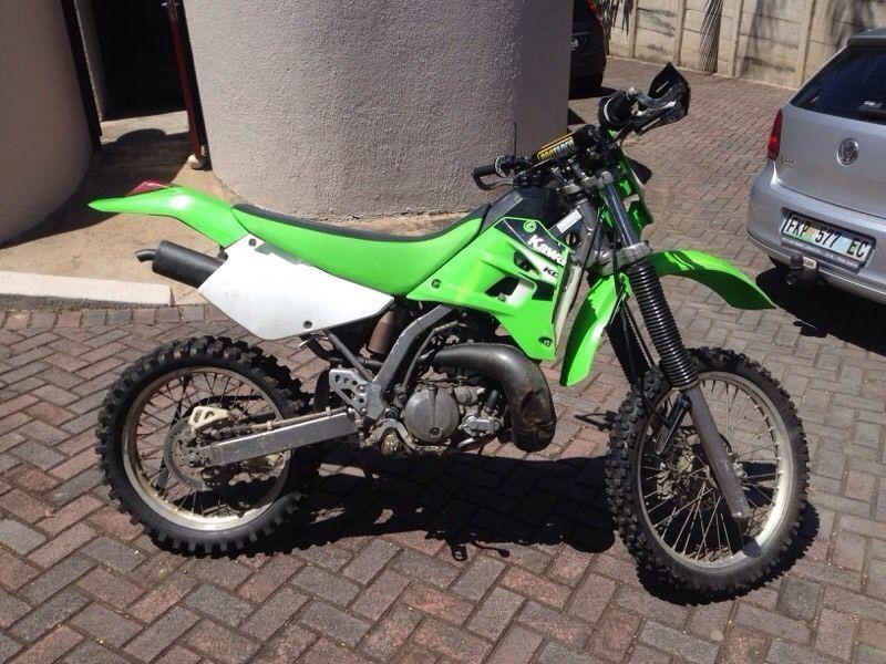 2007 KDX200 for sale with loads of extras