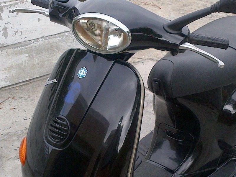 2000 Vespa ET4 125cc R19999