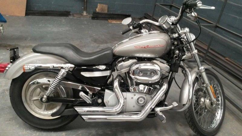 2007 Harley-Davidson Sportster Custom