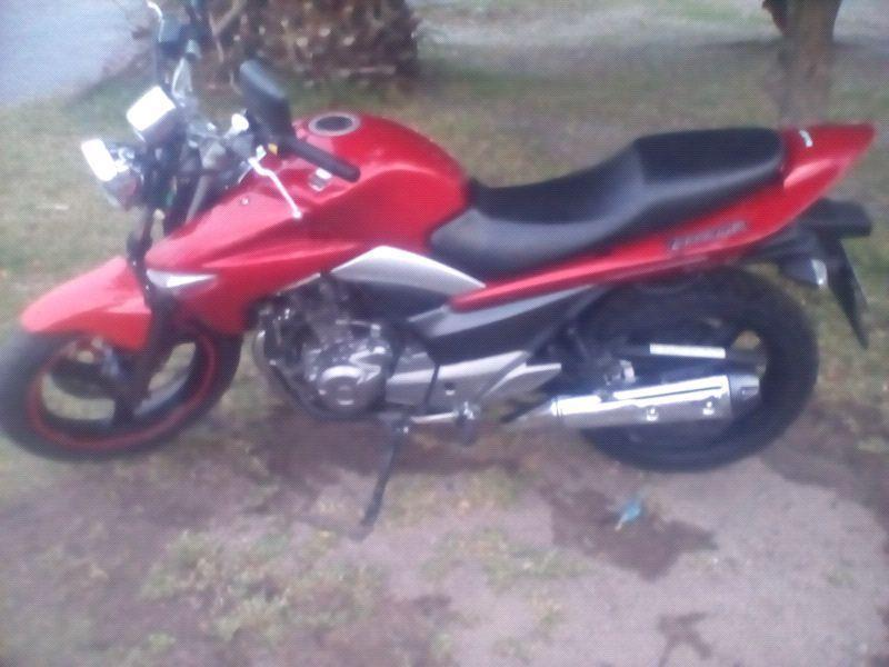 SUZUKI GW 250cc INAZUMA