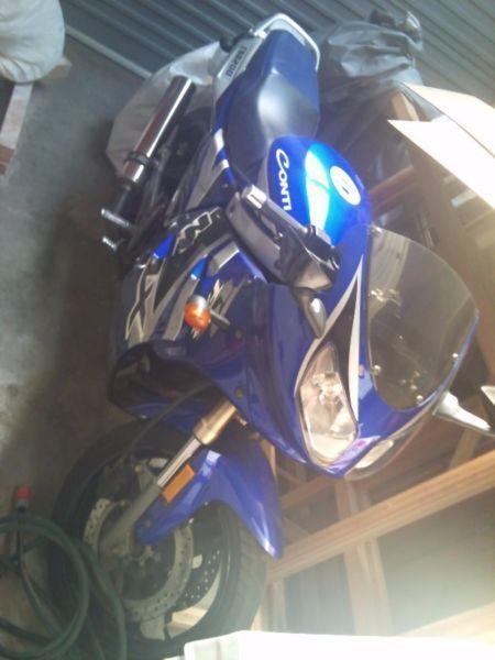 CONTI 250cc SUPER BIKE