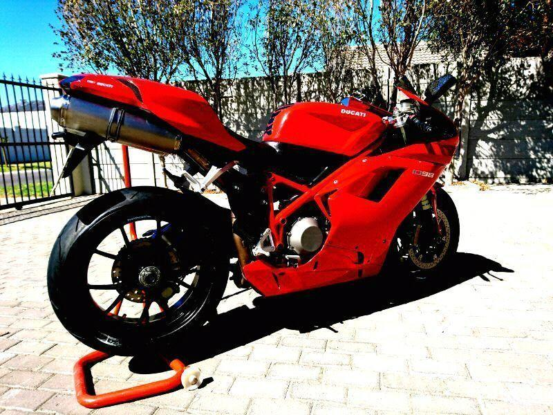 Collectors Ducati 1098 Corse Edition Pristine Condition Or Swap