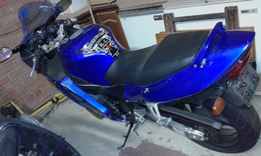 Honda CBR 11000 Blackbird te koop