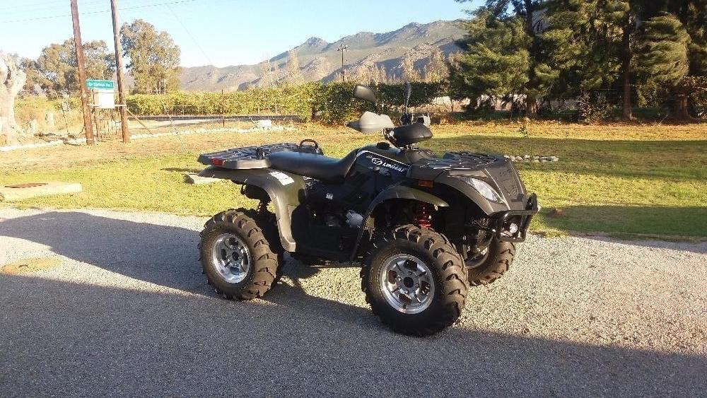 Linhai 400 4x4 ATV