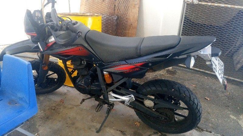 motomia terra strada 250cc
