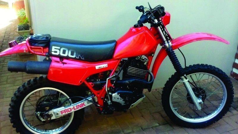Honda XR 500 R