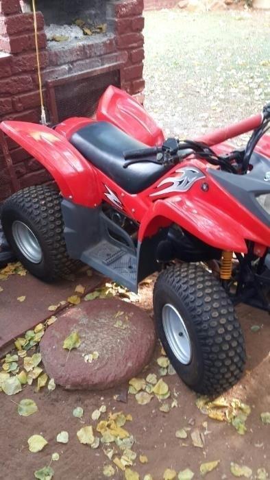 Adly 100cc 2-stroke quad bike for sale R7000,00