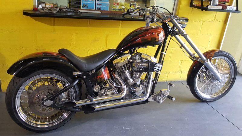 2006 Harley Custom Chopper