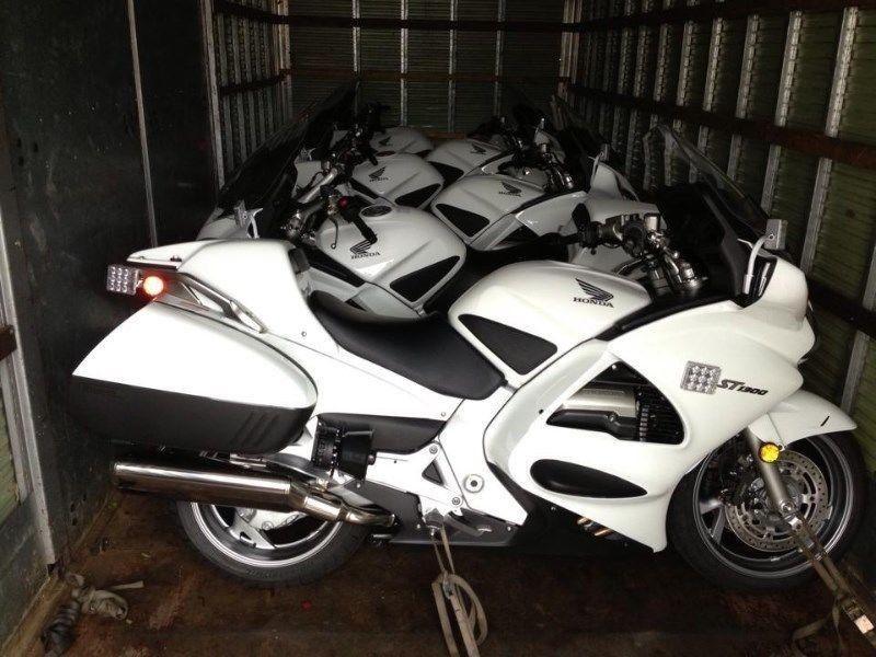 Motorbike Transport by Milly's Transport Pty Ltd