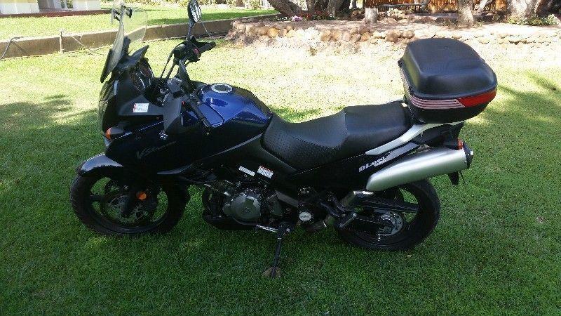 2005 Suzuki DL1000 V Strom