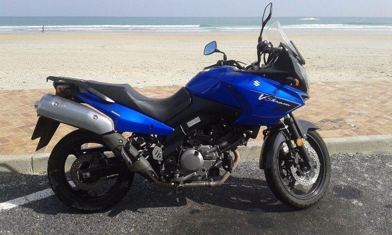 Suzuki V-strom 650 - 2006