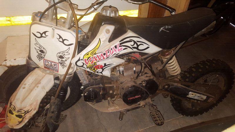 Vandal pit bike 150cc