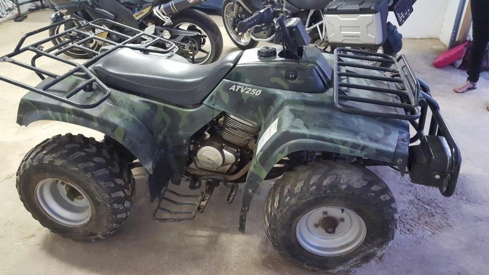 Farm quad 250cc ATV
