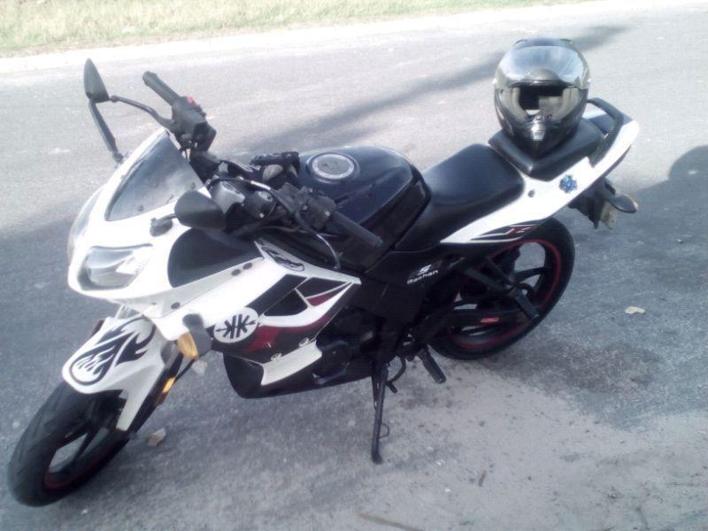 bashan 250rr super sport motorcycle