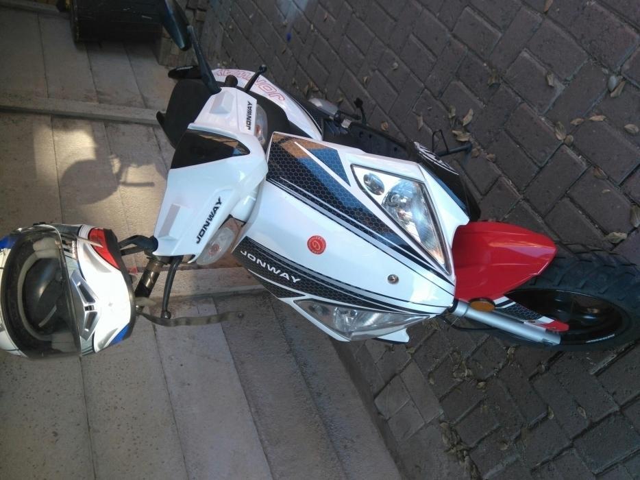 Jonway Scooter