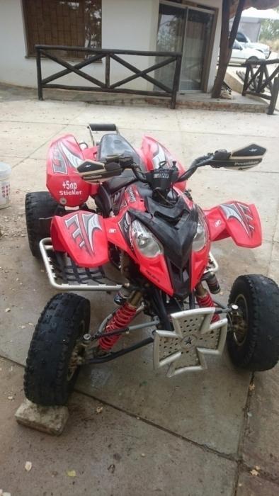 Polaris 500 quadbike