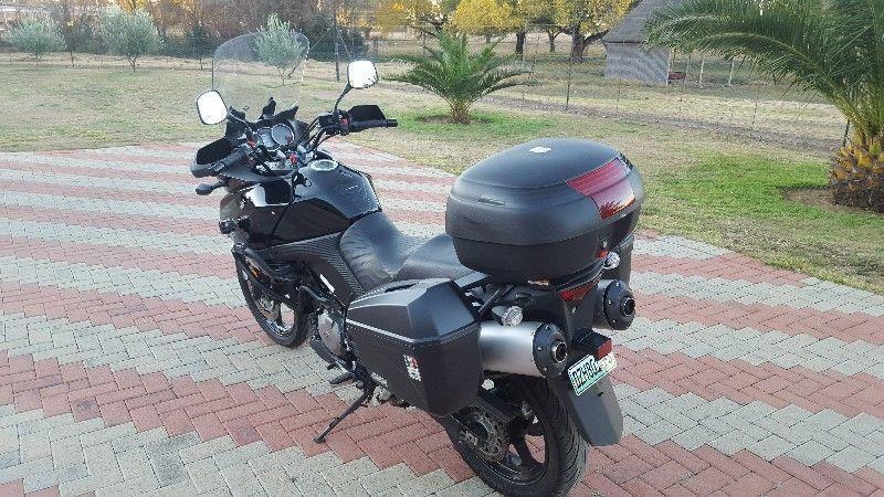 2010 Suzuki V-STROM