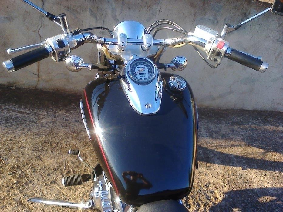 1999 Yamaha Road Star 650cc