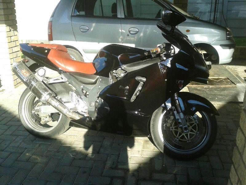 Kawasaki ZX12