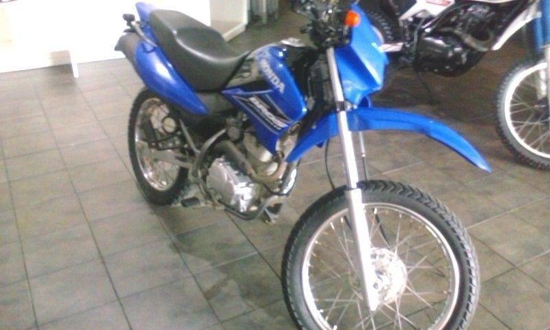 2008 Honda NXR125 BROS