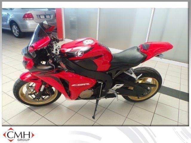 2008 Honda CBR 1000R