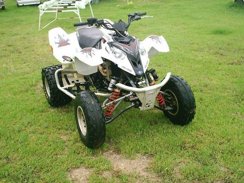 2007 Polaris Predator Troy Lee Special Edition