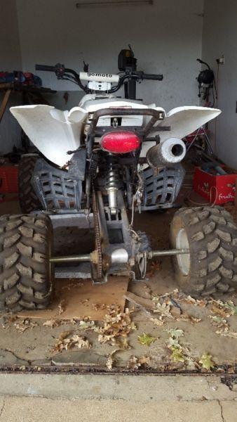 Go moto 250 cc