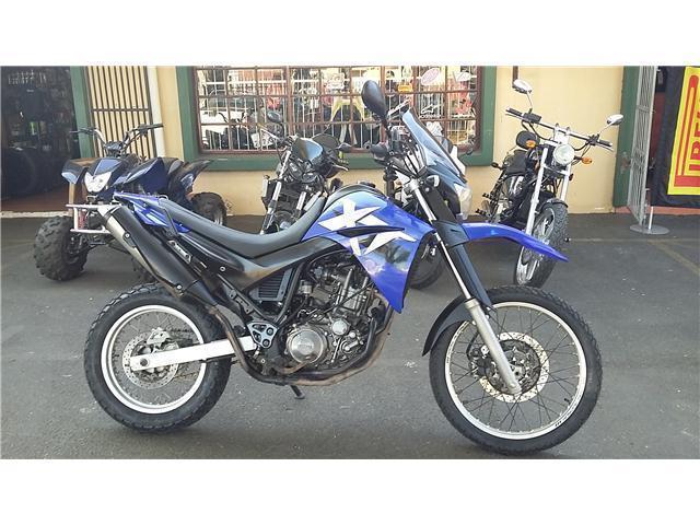 Yamaha XT660 @ Tazman Motorcycles