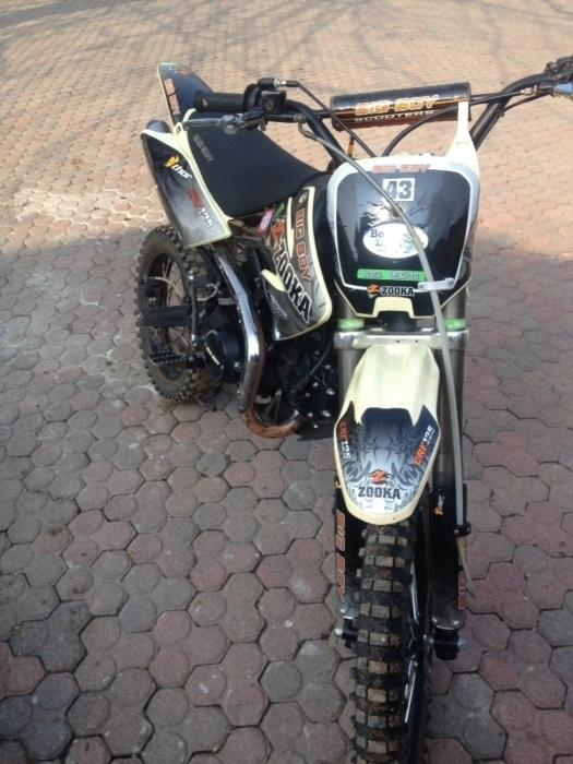 Big boy 125cc dirt bike