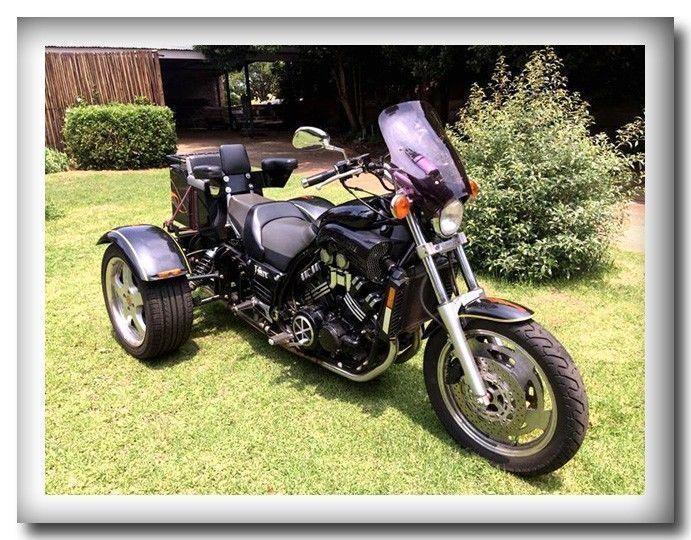 Yamaha Vmax - Brick7 Motorcycle