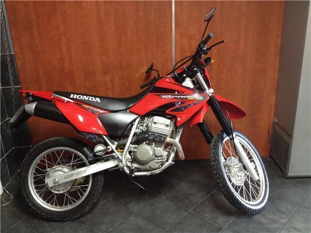 Honda Xr Tornado Brick7 Motorcycle