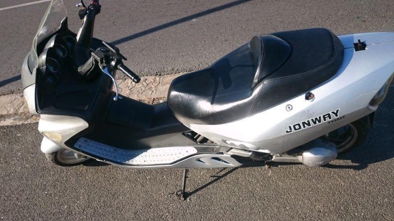 Jonway 250cc for sale