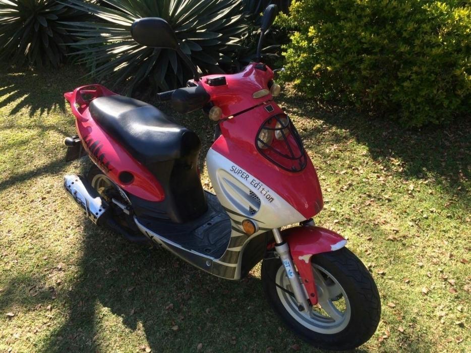 Scooter Jonway 125 cc