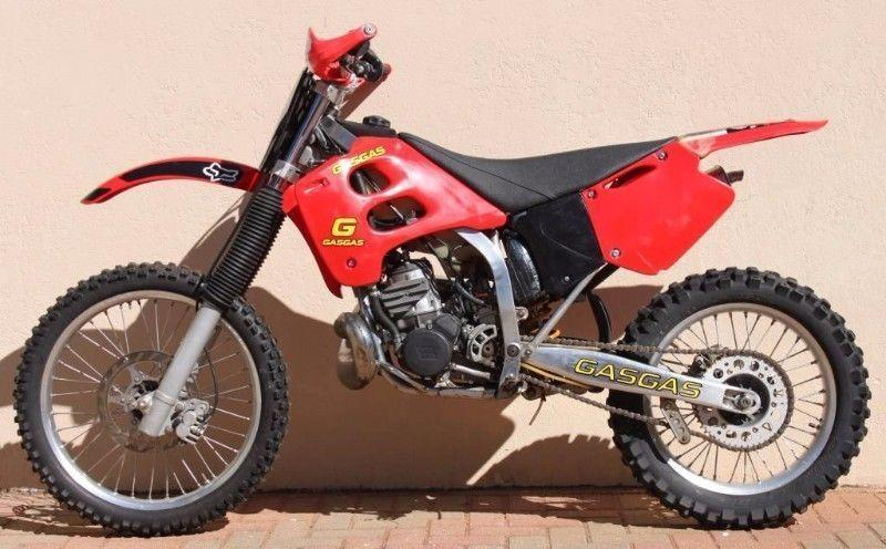 Gas Gas 250cc - Offers Welcome