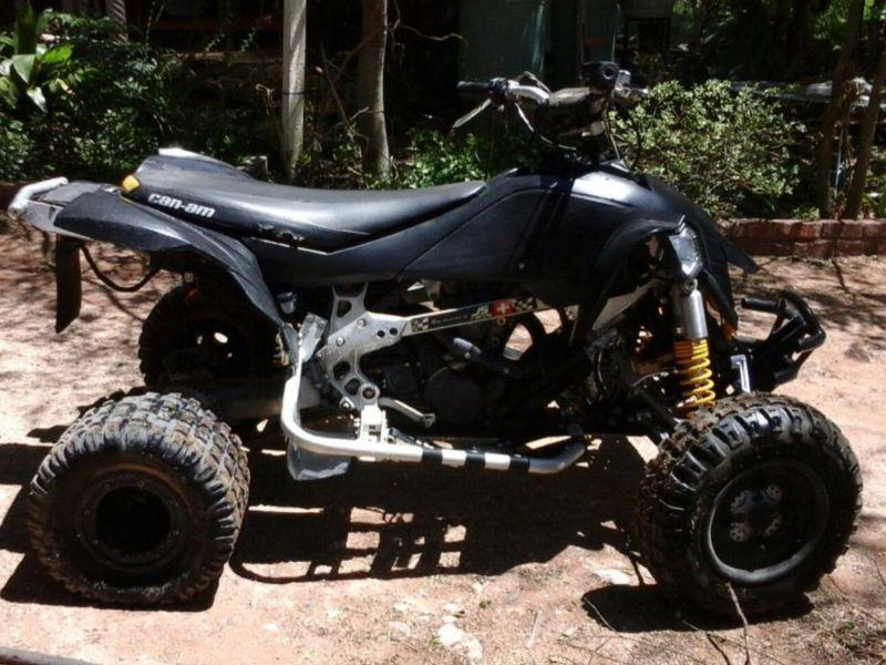 2009 Can-Am DS 450 MX