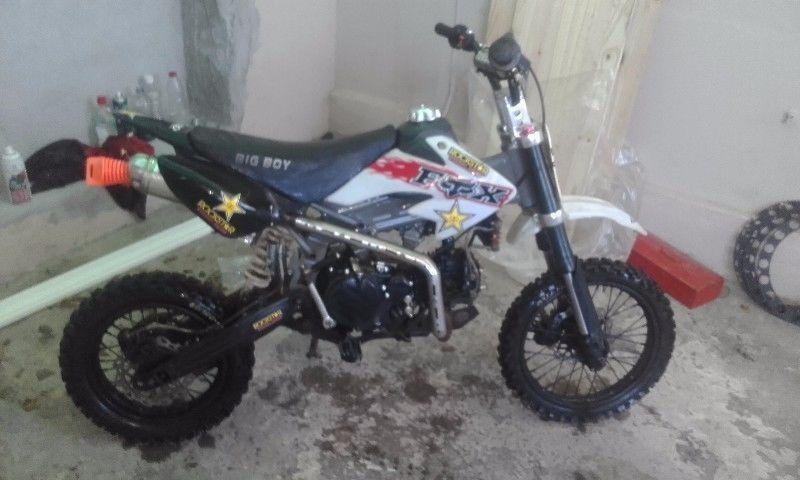 150cc big boy pit bike