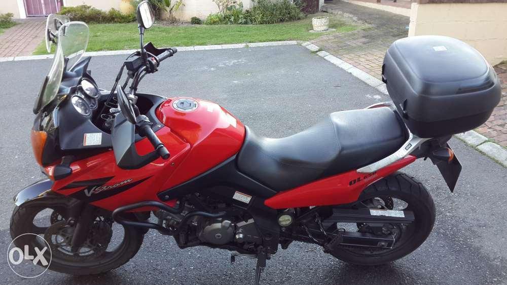 2005 Suzuki V-Strom 650cc