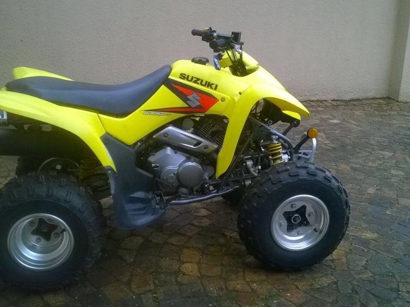 Suzuki 250 Quadbike