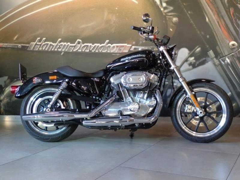 2007 Harley Davidson Sportster Superlow