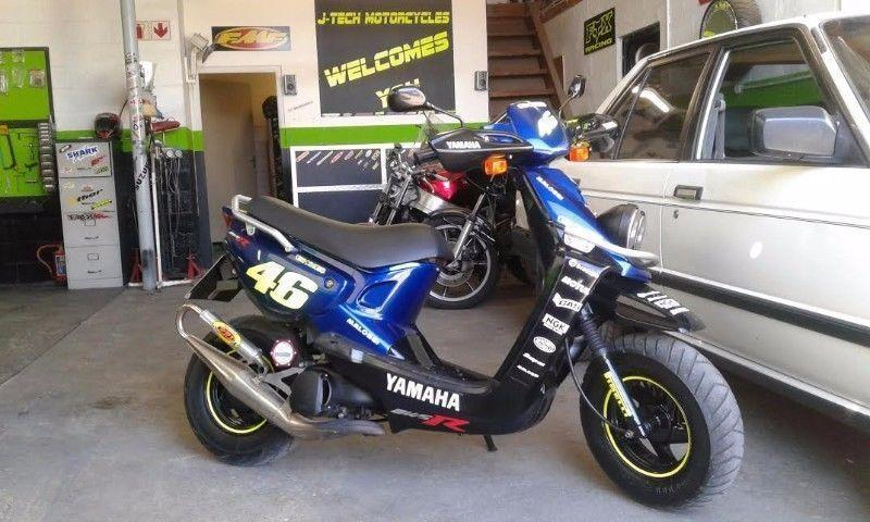Malossi bore kit brick7 motorcycle for Yamaha bws 100 for sale