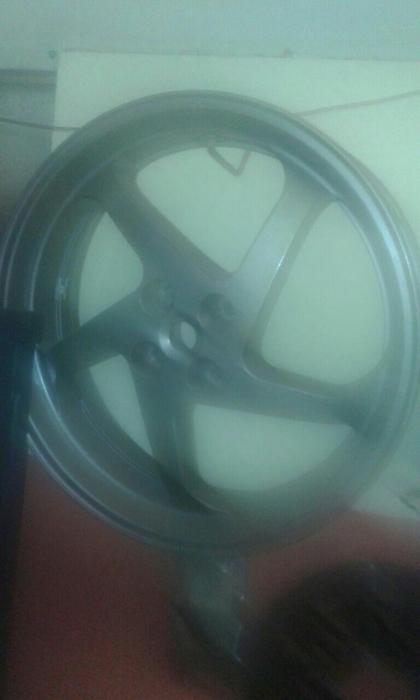 Front rim GSXR 600