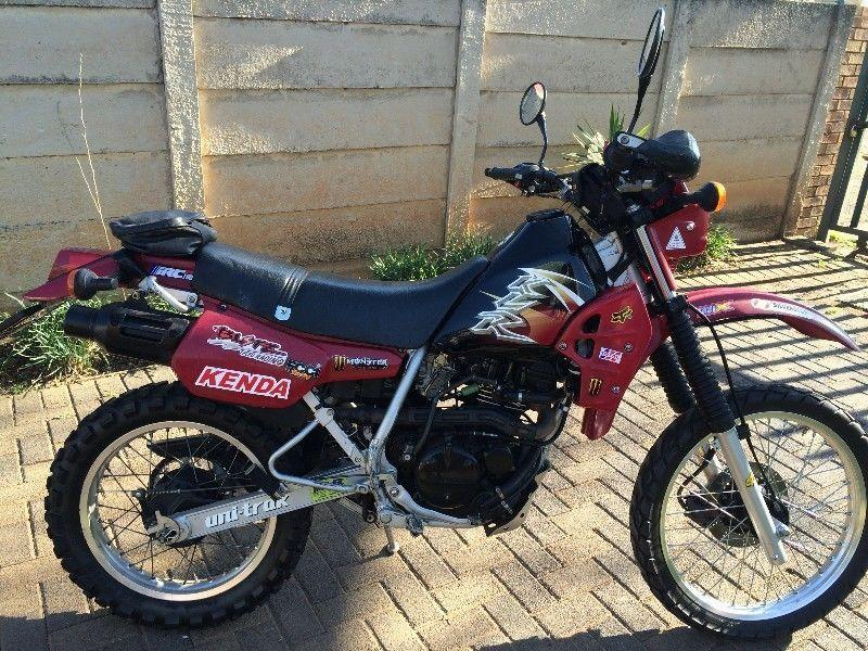 Kawasaki Klrparts