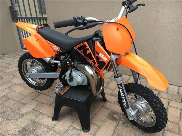 Mini Ktm - Brick7 Motorcycle