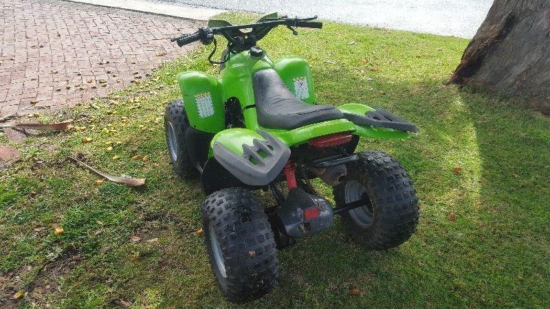 Aeon 110 cc quad