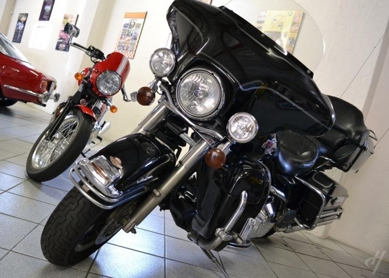 2005 Harley Davidson FLHT Electra Glide