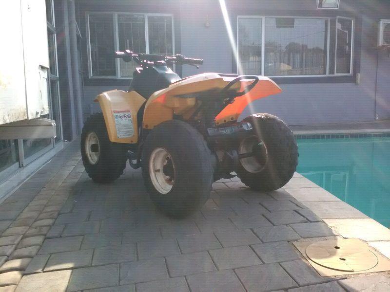 Suzuki lt80 quad for sale