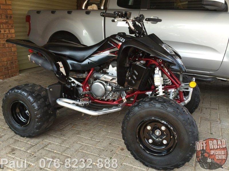 suzuki ltz 400 limited edition brick7 motorcycle. Black Bedroom Furniture Sets. Home Design Ideas