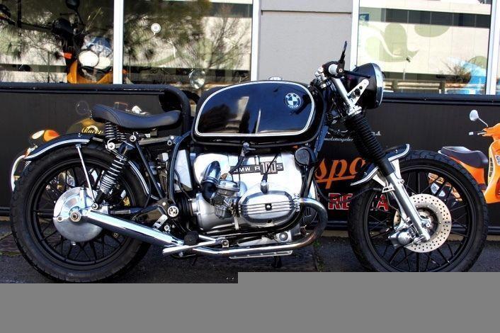 CUSTOM R SERIES BMW's @ PLATINUM MOTORCYCLES - www.platinummotorcycles.com